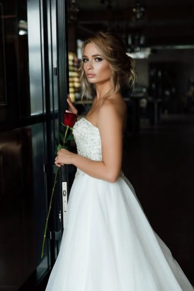 Nastya Real Bride
