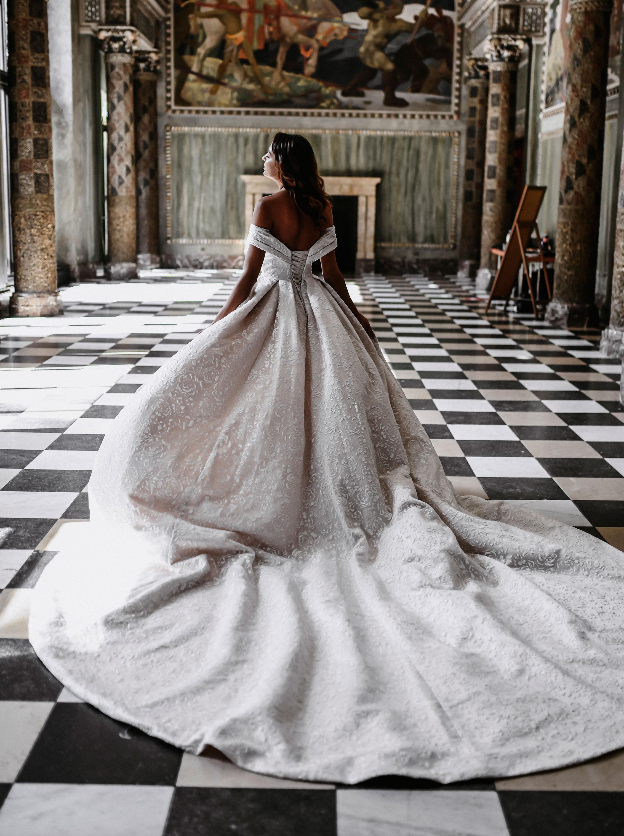 Diane Legrand Royal Amalia hinten
