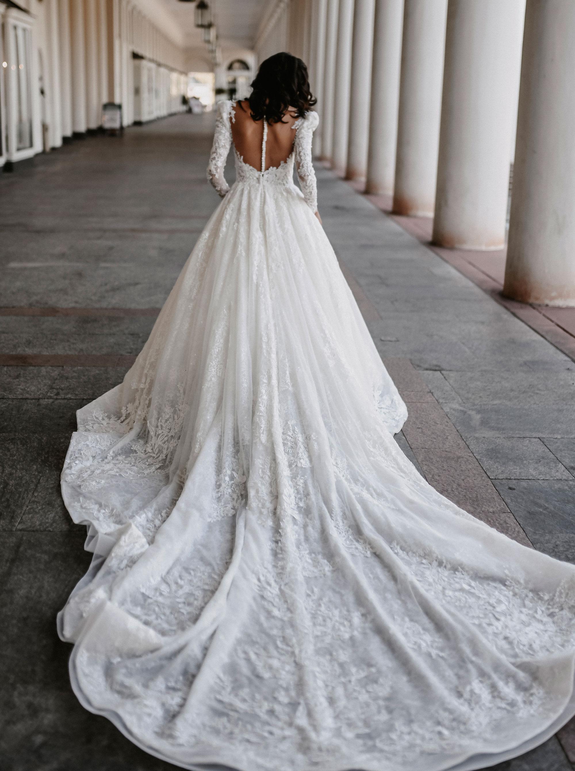 Diane Legrand Royal Sienna hinten